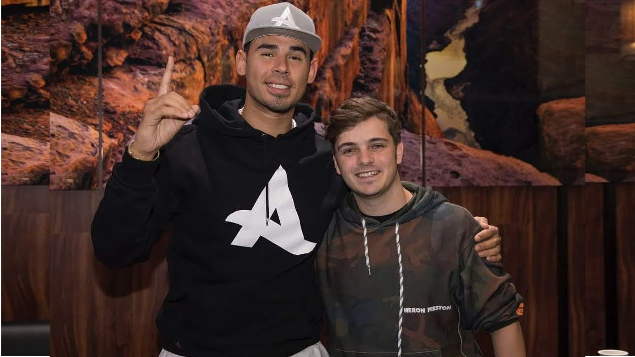 Released 7 Years Ago: Afrojack & Martin Garrix – Turn Up The Speakers