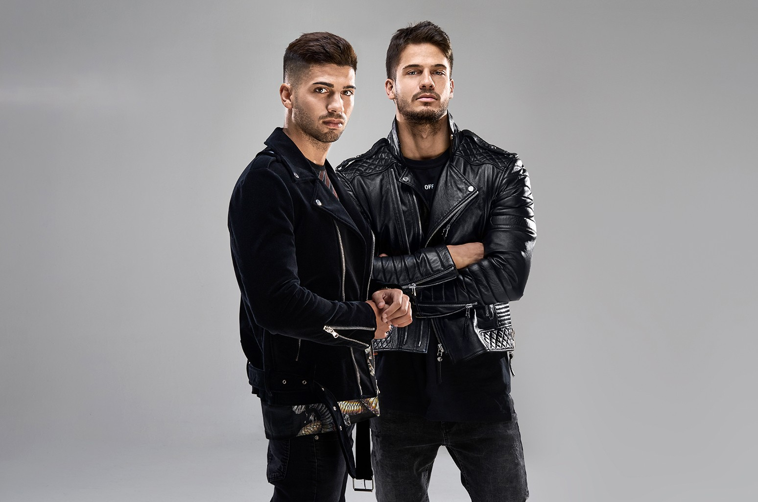 Italian Duo VINAI Returns With Powerful Vocal House Tune 'Touch'!