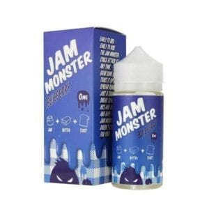 Blueberry Jam by Jam Monster 120ml Vape Away