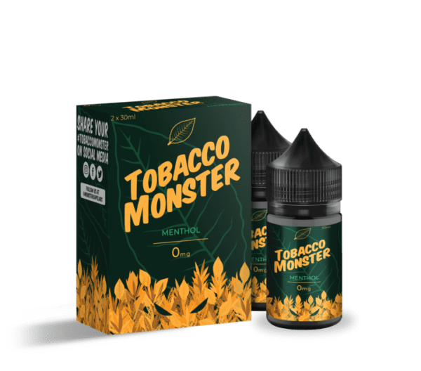 Menthol Tobacco E-Juice by Tobacco Monster Vape Away
