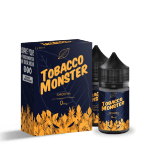 Smooth Tobacco E-Juice by Tobacco Monster 60ml & 30ml Vape Away