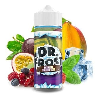 Mixed Fruit Ice e-juice by Dr Frost Vape Away
